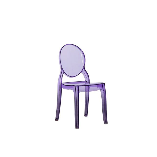 Perfect chaise enfant design elizabeth baby achatdesign for Chaise formica