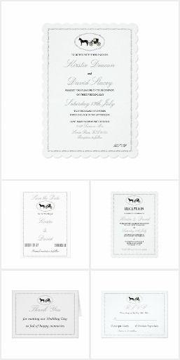 Wedding Stationery & Accessories Set 09