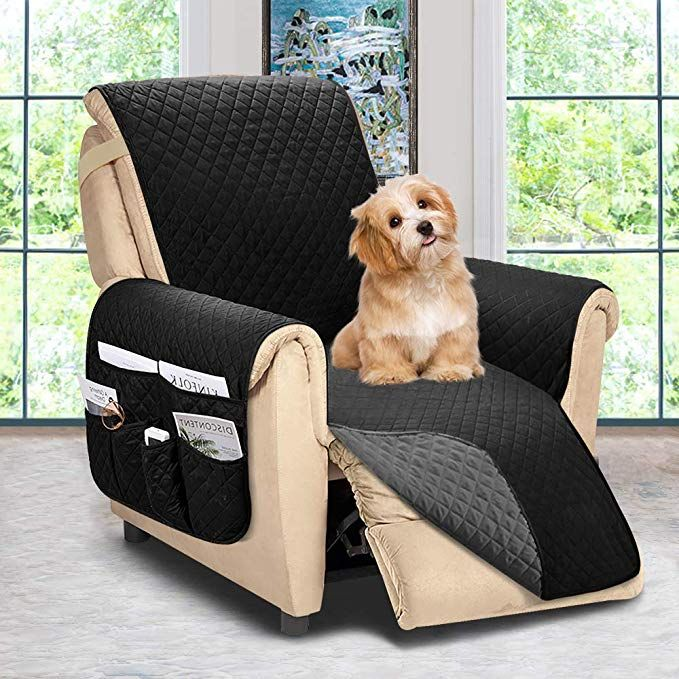 Ashleyriver Reversible Recliner Chair Cover Sofa Covers For Dogs Sofa Slipcover Couch Covers For 3 Cu Recliner Chair Covers Slip Covers Couch Slipcovered Sofa