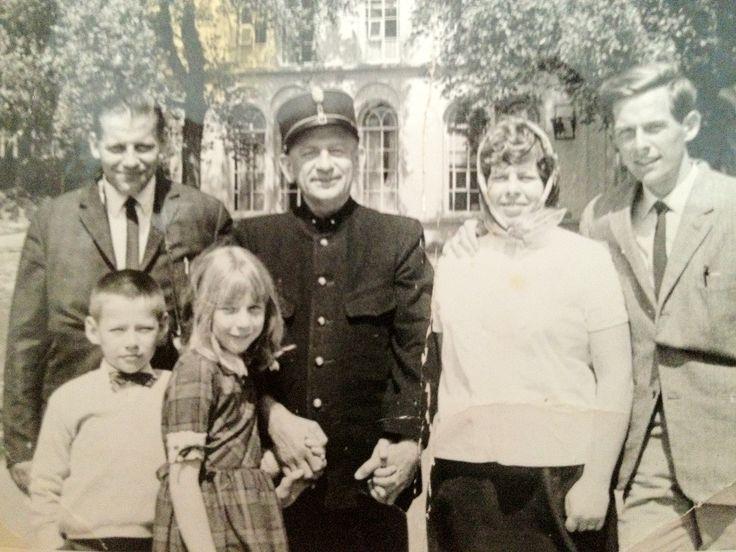 Bronbeek Arnhem Holland Sergeant majoor Burgel