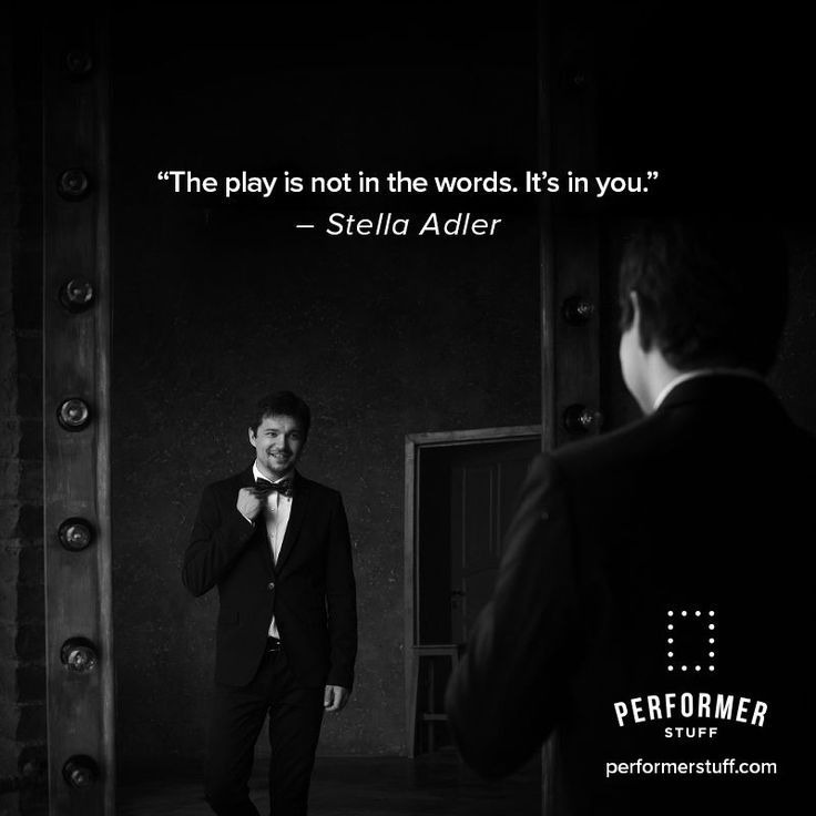 Live the role, be the character, and let the words flow through you. #theatre #thespians #acting #theatrequotes #actinginspiration #broadway