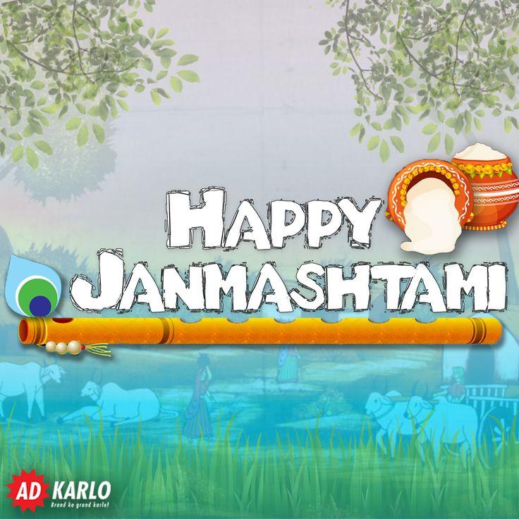 Happy Birthday Lord! Time to get some Makkhan for Ourselves! #Janmashtami #Lord #Krishna #DahiHandi #Adkarlo.com #Adkarlo #Advertisingagencies #Advertisingcompanies #Marketingcompanies #Adagencies #creativeagencies   #onlineadagencies   #adagencies