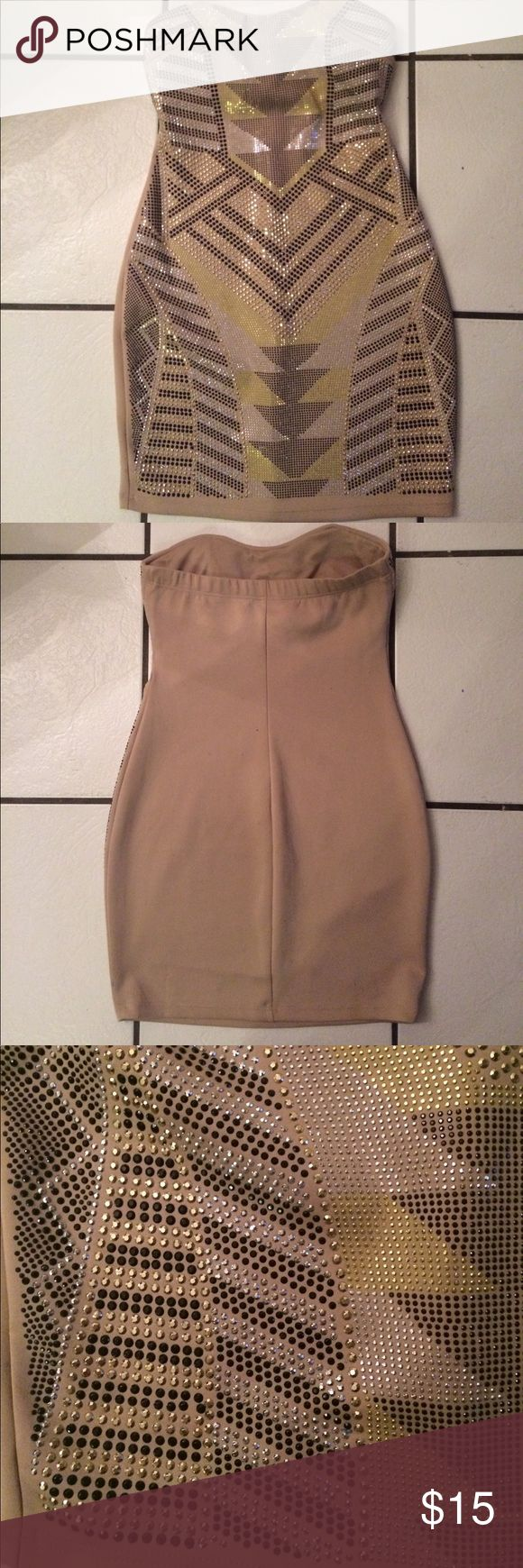 Staples dress Super cute and jaw dropping dress from wet seal Fashion Nova Dresses Strapless