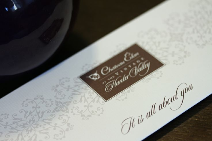 Gift Vouchers   #ChateauElan #DaySpa #Hunter Valley #TheVintage #Australia #Luxury #5Star #Hotel #Resort #Pamper #Relax