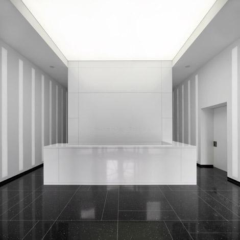 Max Dudler Architekt | Hochhausensemble Ulmenstrasse | Frankfurt