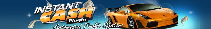Instant Cash Plugin Join under me and my team we will help you make money with this system  plus receive $100 discount. http://youtu.be/jW9fUtYPV3E