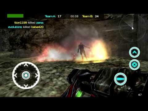 Evolution Multiplayer FPS Gameplay
