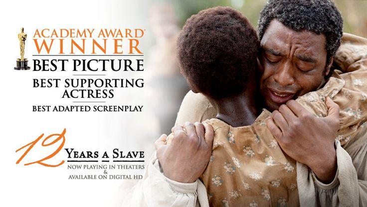 Chiwetel Ejiofor, Michael Fassbender, Brad Pitt, Benedict Cumberbatch | 12 Years A Slave | Fox Searchlight
