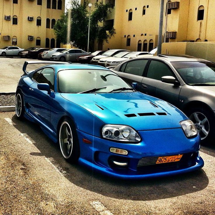 1000+ Images About Toyota Supra On Pinterest