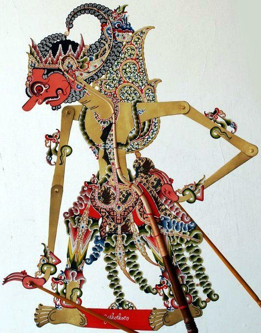 Indonesian Shadow Puppet : Indonesian Traditional Culture