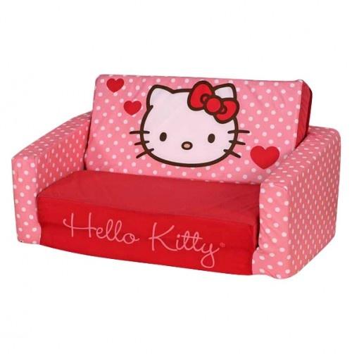 Hello Kitty Sleeper Sofa