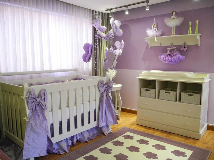 Twin Baby Girl Bedroom Ideas 320 best purple room images on pinterest | project nursery