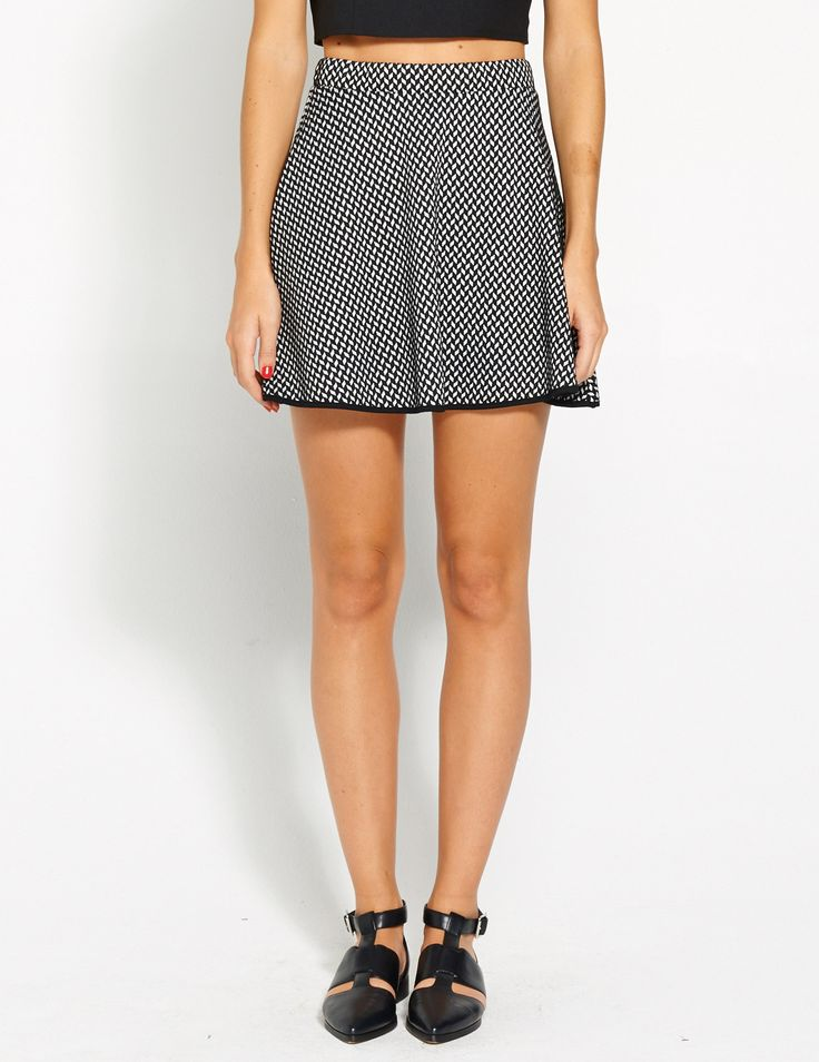 Image for Cute Girl Skater Skirt from Dotti