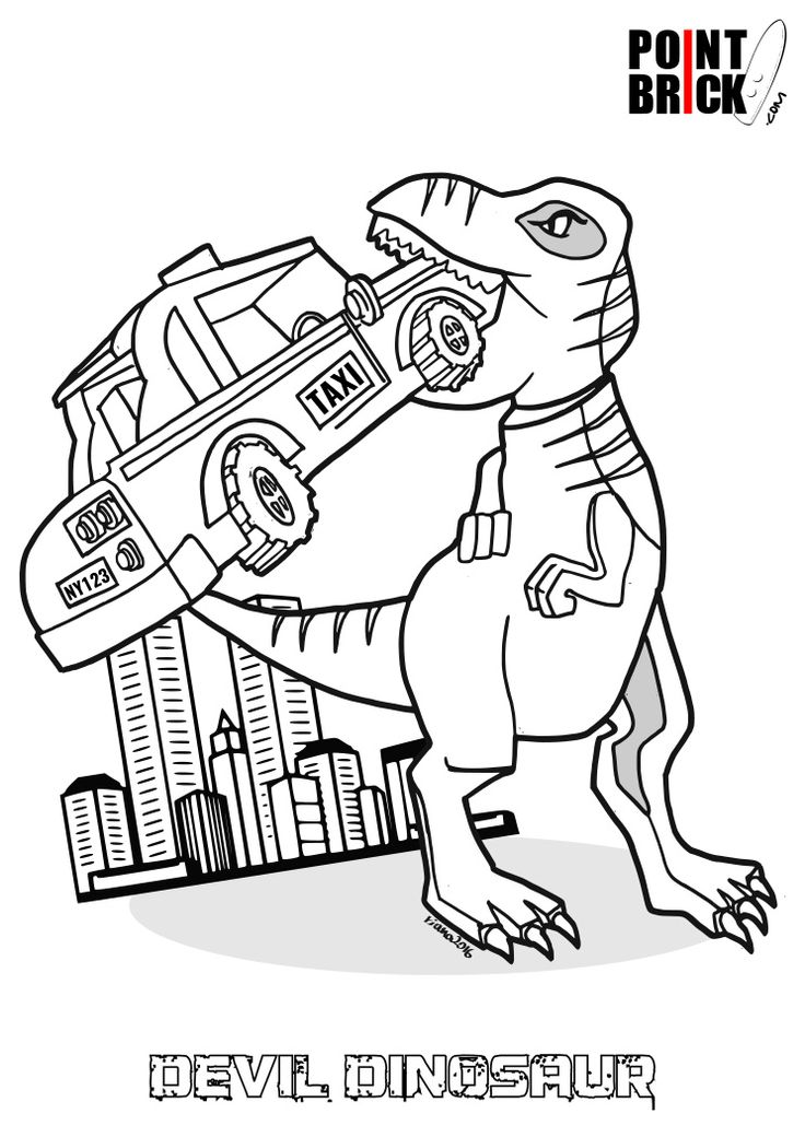 lego avengers coloring pages - photo #12
