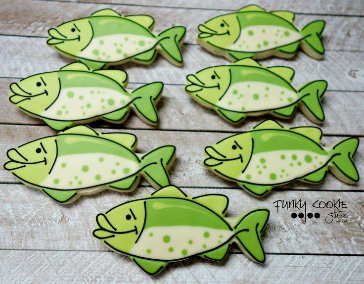 Jill FCS fish cookie