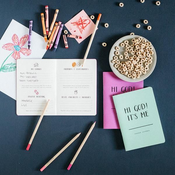 We ship orders out every Tuesday!! Our kid's undated prayer journal makes the perfect stocking stuffer and gifts for neices and nephews! Cultivate a heart of prayer at an early age with these prayer j