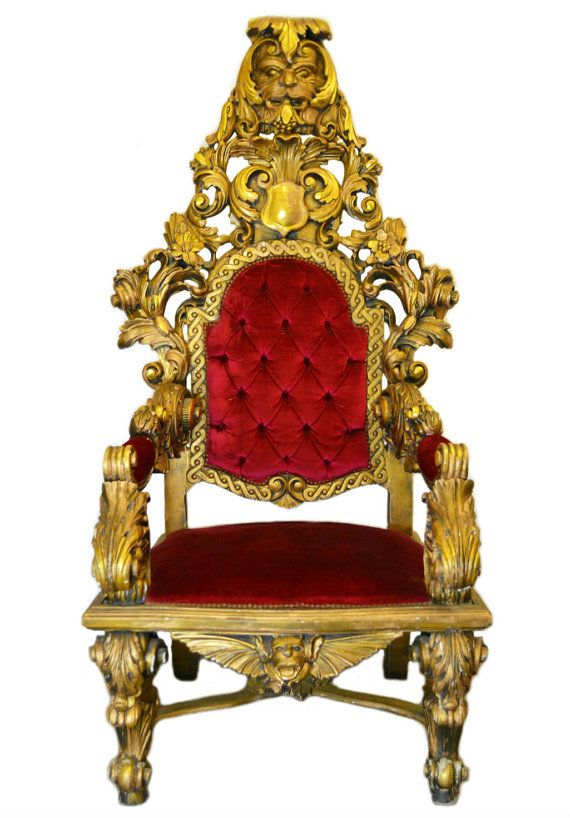 15 best cool chairs images on Pinterest | Throne chair ...