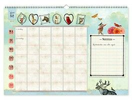Family planner pimpelmees