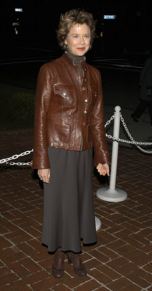PHOTOS: Annette Bening's Faultless American Style