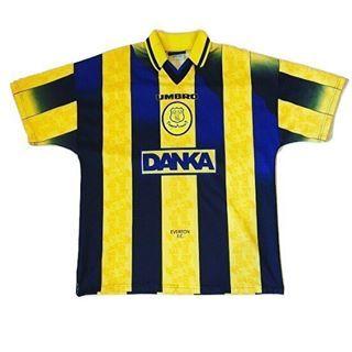 wholesale dealer d083f d4835 Vintage Everton Link in bio to shop premier league classics ...