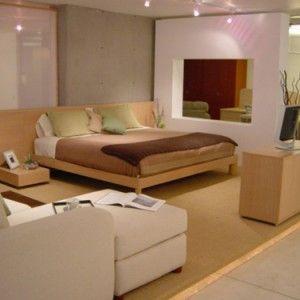 Dormitorios ANTAIX Showroom en México DF