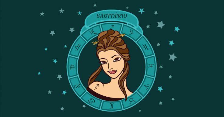 """Não é por acaso que o signo de Sagitário vem depois da abordagem de personalidade de Escorpião e antes da natureza contraída de Capricórnio. Regido por Júpiter, a palavra chave que rege o mundo de Sagitário é a """"expansão"""". Isso é importante porque tudo o que uma mulher sagitariana faz carrega essa"""
