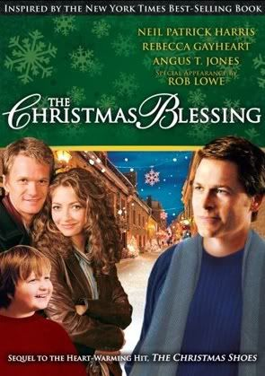 Checkout the movie The Christmas Blessing on Christian Film Database: http://www.christianfilmdatabase.com/review/the-christmas-blessing/