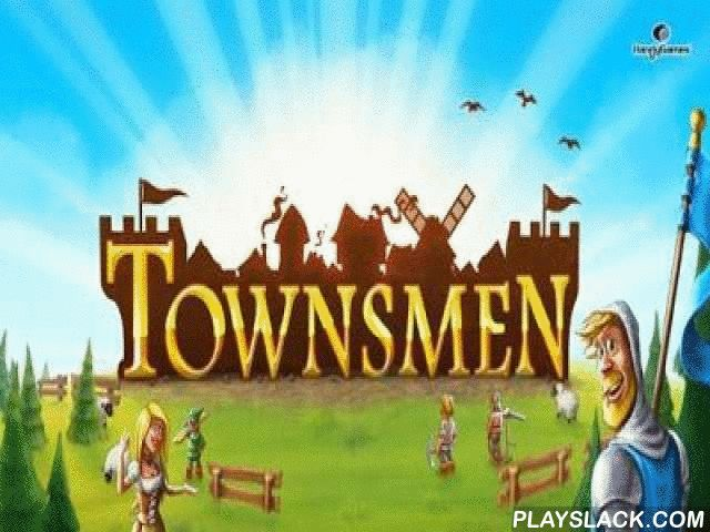 Townsmen Premium  Android Game - playslack.com , Townsmen Premium is a popular archaic making  strategy game from HandyGames. The game is specially made for ANDROID and was not turned . Lots of qualities, different competing  means, realistic soft graphics and lots of other things are in store for you. commence making  your archaic community right now, oversee economics, perform many escapades and turn your community into gigantic megalopolis. In Townsmen inhabitants will be busy with their…