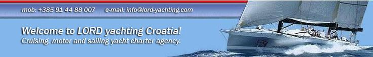Lord Yachting Croatia - motor and sailing boat and yacht charter