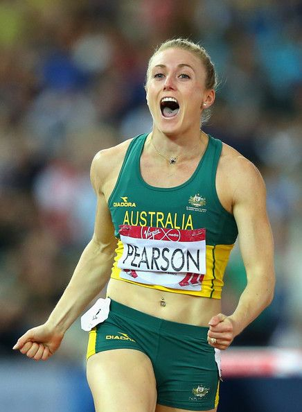 Sally Pearson Pictures