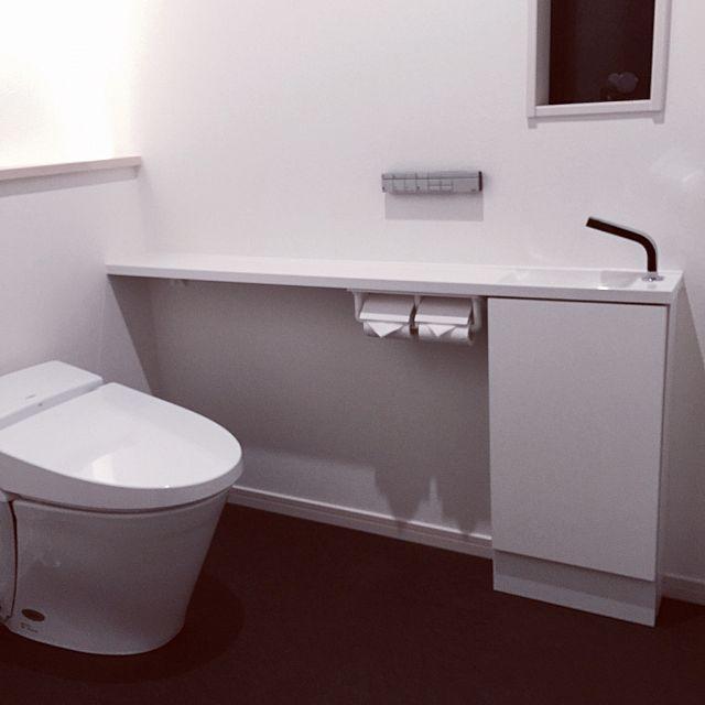 女性で、Otherのリクシル/シンプルモダン/モノトーン/LIXIL/サティスG/バス/トイレ…などについてのインテリア実例を紹介。(この写真は 2015-12-13 21:52:24 に共有されました)