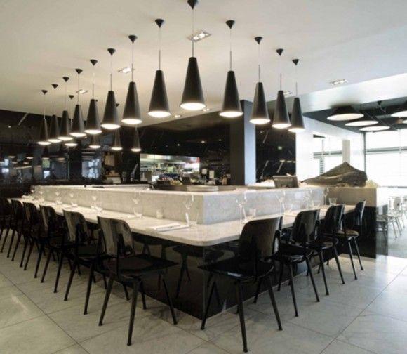 restaurant bar design ideas extravagance modern restaurant designs