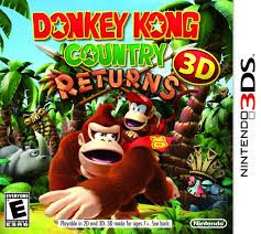 Image result for Donkey Kong Country Returns 3ds