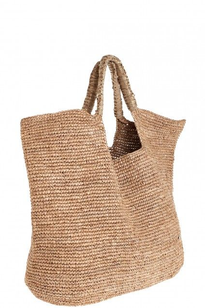 Love this coastal beach bag tote as it's big roomy and still squashy yum x