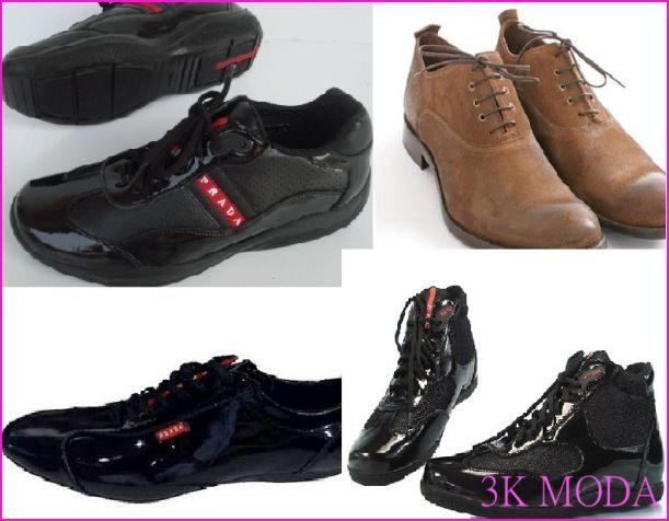 Prada Erkek Ayakkabı Modelleri 2016 - http://www.3kmoda.com/ayakkabi/prada-erkek-ayakkabi-modelleri-2016