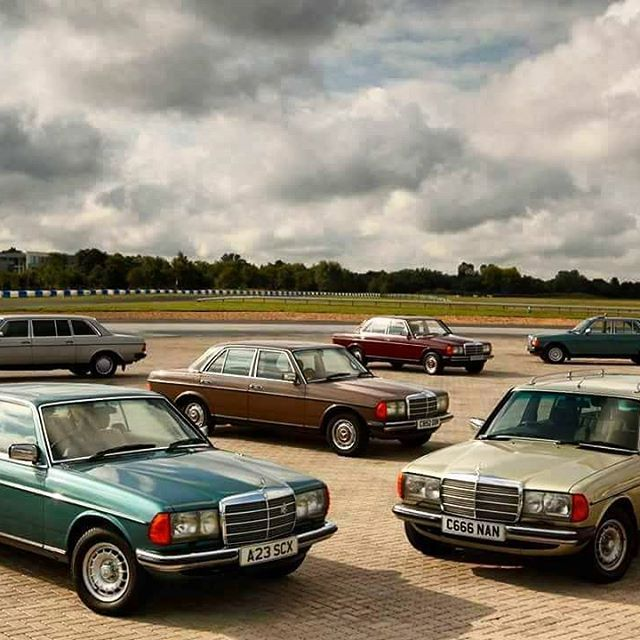 Mercedes Benz W123 Mercedesclassiccars With Images Mercedes