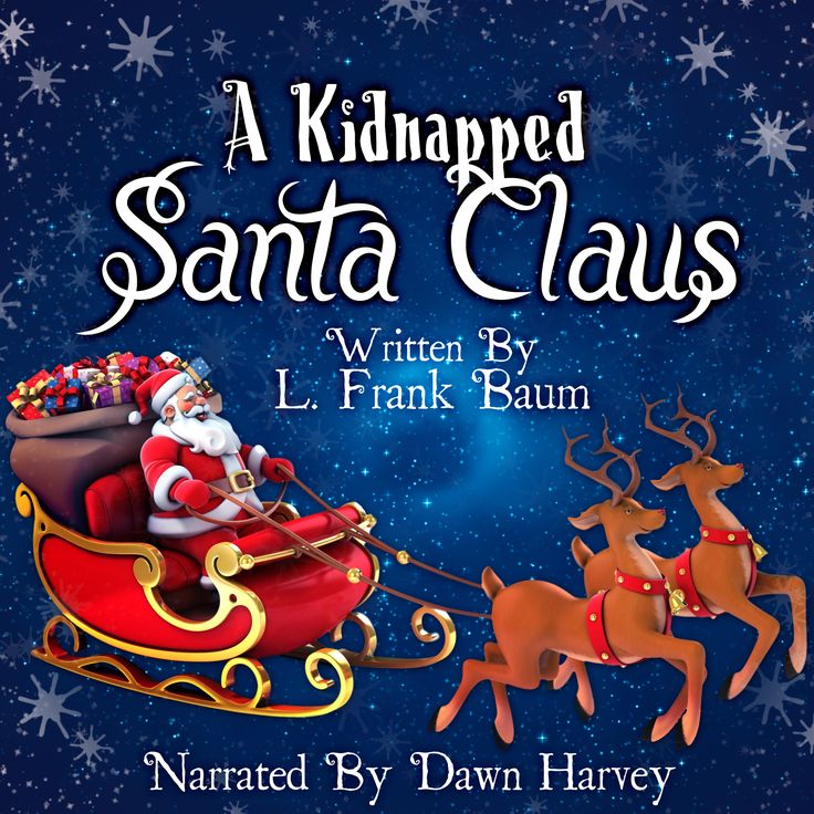 It's Christmas Eve, and Santa has been kidnapped! Will Santa be saved in time to deliver all of the gifts to the children?  A Christmas classic by the author of The Wizard of Oz.