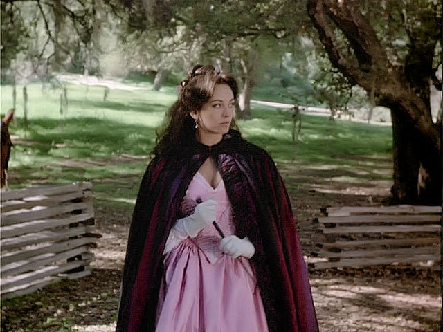 Madaline North and South pink ridding dress 8 by scarlett283, via Flickr