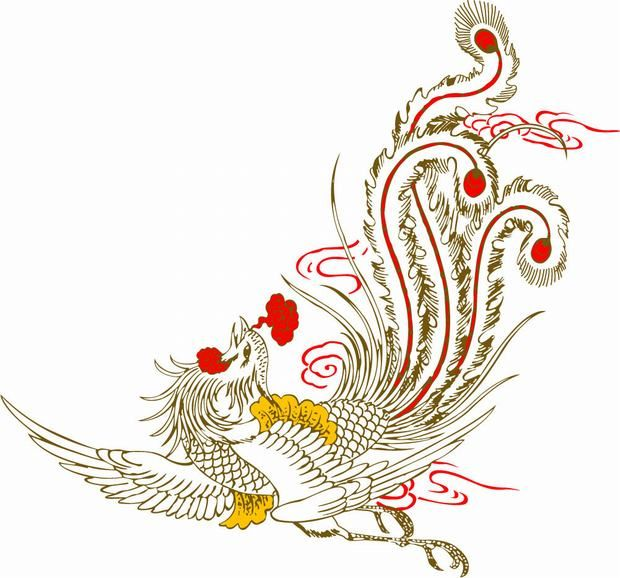 Chinese Phoenix Image - Easy Tour China