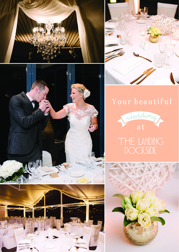 The Landing | Brisbane Wedding Venue | Copyright: SilverEdge Photography