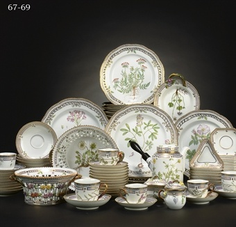 Royal Copenhagen  Flora Danica  I think this is the most expensive china in the & 10 best WORLD EXPENSIVE CHINA images on Pinterest | Flora danica ...