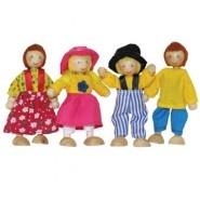 Daisy Dolls Family