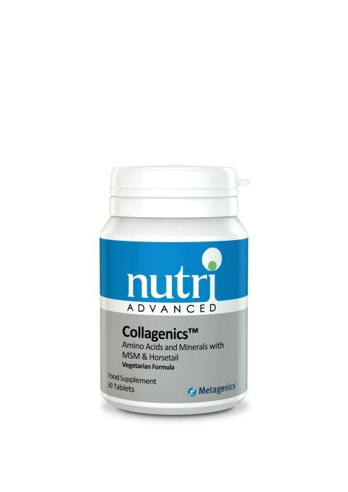 Nutri Advanced - Collagenics 60 Tablets