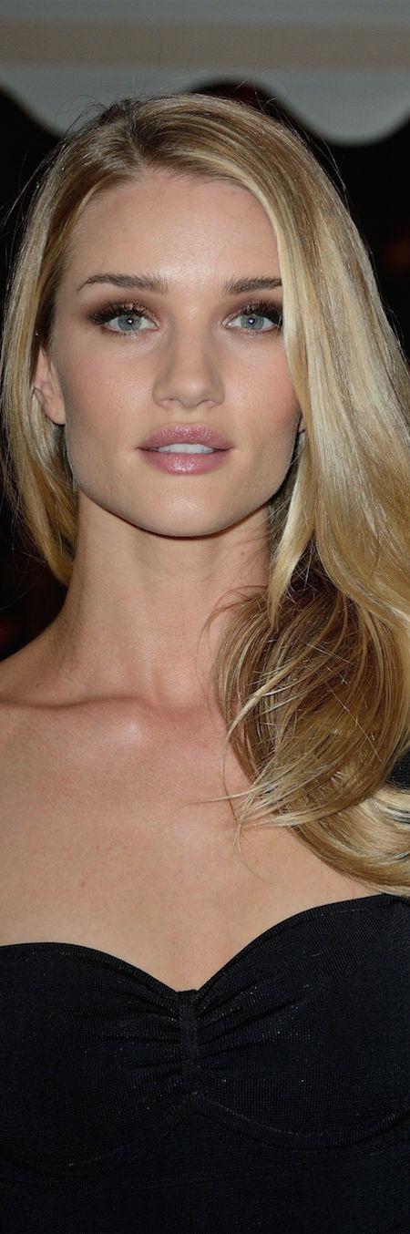 Rosie Huntington-Whiteley: perfect soft dark blonde