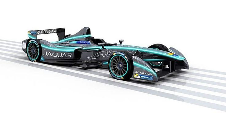 Jaguar returns to racing with Formula E team, all-electric car and it's also promising electric cars on the streets.   Watch the video...Jaguar has revealed its Formula E racer, and announces its return to global motorsport, with