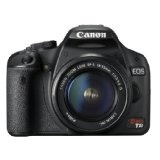 Canon EOS Rebel T1i 15.1 MP CMOS Digital SLR Camera with 3-Inch LCD and EF-S 18-55mm f/3.5-5.6 IS Lens (Camera)By Canon