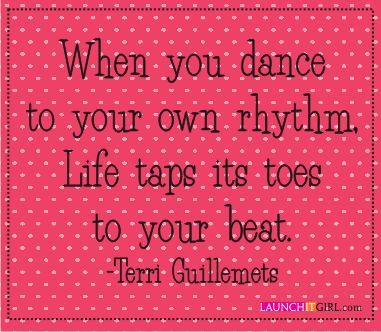 Tap Dance Quotes on Pinterest | Tap Dance, Ballroom Dance Quotes ...