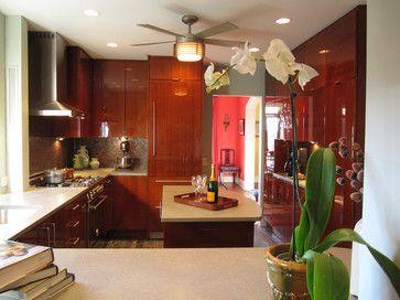 kitchen ceiling fans design ideas pictures remodel and decor - Kitchen Ceiling Fan Ideas