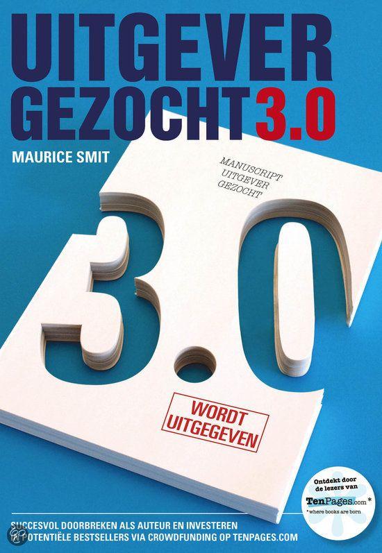 bol.com | Uitgever Gezocht 3.0, Maurice Smit | Nederlandse boeken