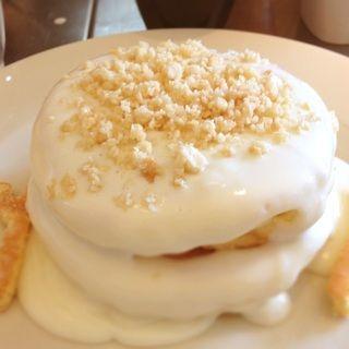 明治神宮前、レインボーパンケーキ